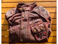 Vintage Superdry Waxed Cotton Jacket
