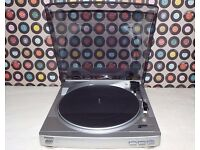 AIWA PX-E860 Full-Automatic Belt-Drive Turntable with built-in pre-amp.