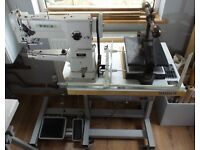Wimsew W246 Cylinder Arm Industrial Sewing Machine 4 leather, leatherwork,bags ,accessories,saddlery