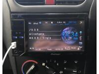 Pioneer Double Din Stereo / DVD / USB / AUX