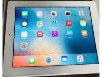 IPAD 3, LARGE 32GB, RETINA, Wi-Fi + CELLULAR UNLOCKED