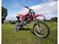 Honda CRF150 - Big Wheel