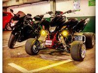 Dinli, DL 901 quadzilla super quad