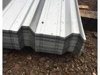 🔨Galvanised Box Profile Roof Sheets ~ New