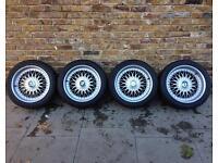 Bmw BBS genuine 8 series wheels