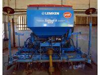 2013 Lemken Solitaire 8 Pneumatic seed driller