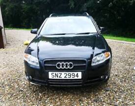 Audi a4 2.0 tdi Avant Estate