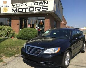 2013 Chrysler 200 LX | ONE OWNER| NO ACCIDENT |
