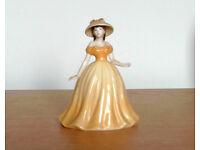 Coalport Debutante Abbie Bone China Ornamental Figurine