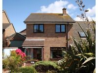 3 Bedroom House to Rent (winter let) in Pentire, Newquay, £900 p/m plus bills, pet friendly