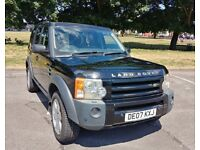 2007 Land Rover Discovery 3 2.7 TD V6 HSE 5dr Automatic