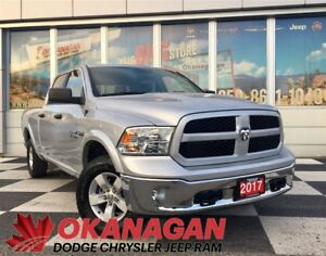 2017 Ram 1500 SLT OUTDOORSMAN | 6' Cargo Box | Back Up Camera
