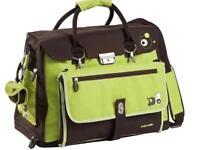 Babymoov Changing Bag (green/brown)