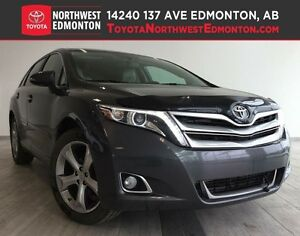 2014 Toyota Venza V6 AWD - Limited Package