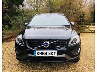 Volvo XC60 2.4 TD D5 R-Design Lux Nav Geartronic 5dr