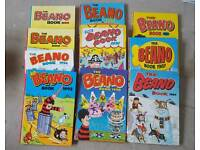 Beano, Dandy & Topper Annuals
