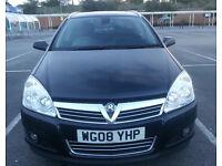 12 monts MOT, dual fuel, petrol+LPG, Automatic, Astra 1.8, 2008, 2400£