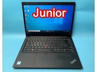 Lenovo i5 8thGen 8GB 256GB SSD High End UltraFast Full HD Laptop, Win 10 office,VGood Condition