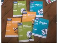 11+ Grammar School books