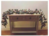 Christmas garlands handmade