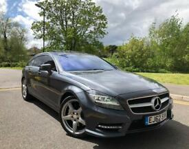 image for Mercedes CLS350 2012 AMG SPORT Shooting Brake PX SWAP