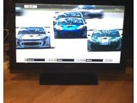 """32"""" SHARP LED TV FREEVIEW HDMI CAN DELIVER"""