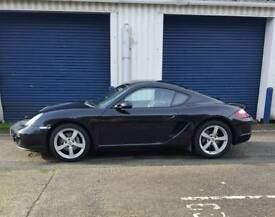 2007 07 Porsche cayman 2.7. 2 previous owners, 45k miles, manual, parking sensors