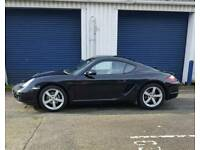 2007 07 Porsche cayman 2.7. 2 previous owners, 46k miles, manual, parking sensors