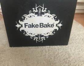 Fake Bake Tanning kit
