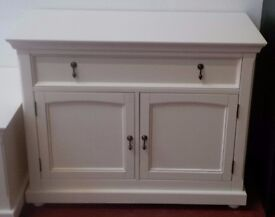 NEW Schreiber Small Sideboard in Painted Cream