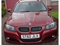 BMW 320d SE Touring. New MOT, Just serviced, excellent condition