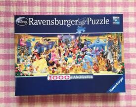 Disney 1000pc Jigsaw