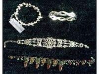 Bracelets - Costume Jewellery
