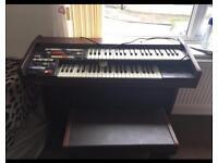 Electric keyboard/organ