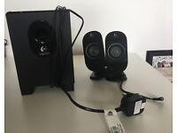 Logitech x210 speakers