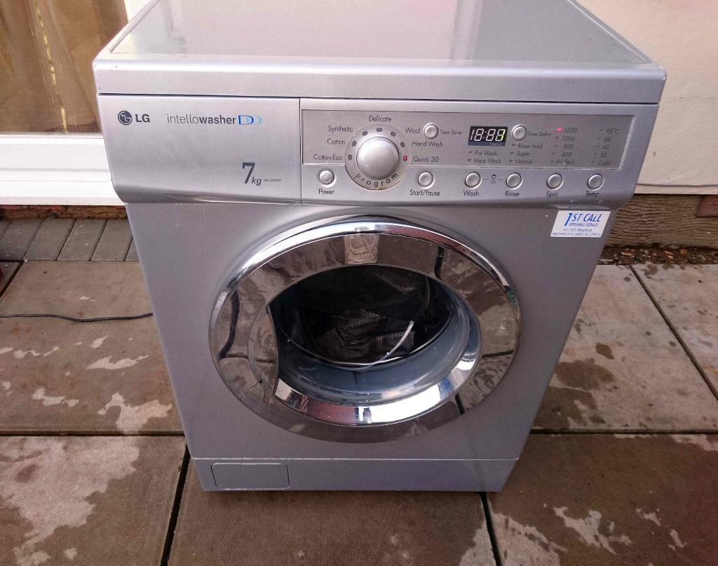 Lg Intellowasher 7kg Washing Purchase Sale And Exchange Ads