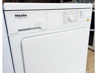 MIELE Novotronic , White Sensor CONDENSER DRYER + 3 Month Guarantee + FREE LOCAL DELIVERY