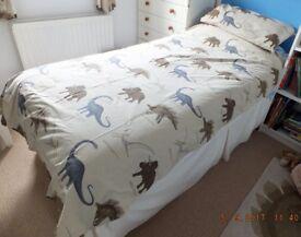 Next Dinosuar curtains & Matching Bedding