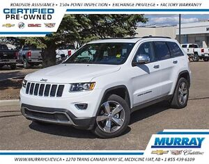 2016 Jeep Grand Cherokee Limited *Leather *Sirius XM