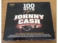 Johnny Cash Legends 5 CD Box Set