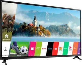 LG 4K ultra hdr smart tv 55inch