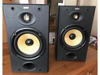 B&W DM601 Speakers