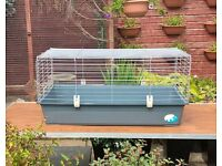 ferplast rabbit or rodent cage good condition