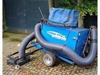 Terra Vac Colt (CS10) Paddock cleaner/vacuum
