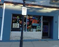 Store front for Lease in Downtown Cobourg Minutes From Beach
