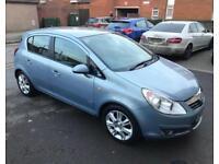 2009 Vauxhall Corsa Design 1.4 petrol - 2 keys - 2 Former Keepers HPI clear- Full Service History -