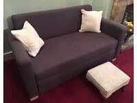 Excellent condition Brown IKEA Solsta Sofabed