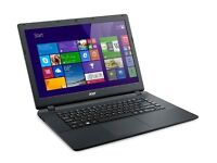 Acer aspire ES15. 4gb memory 1000gb hard drive. Excellent condition like new
