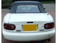 2 x 1994 Mazda MX-5 MK1 (Import) - Unfinished Project - Refer to Description Below!!!
