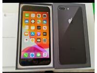 Apple iPhone 8 Plus 256gb black unlocked boxed bargain